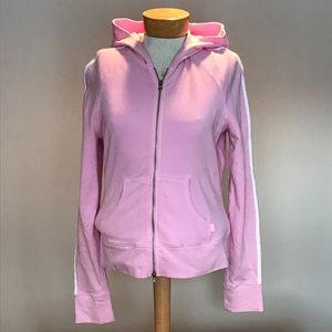 Express pink lightweight zip up. Size xlarge